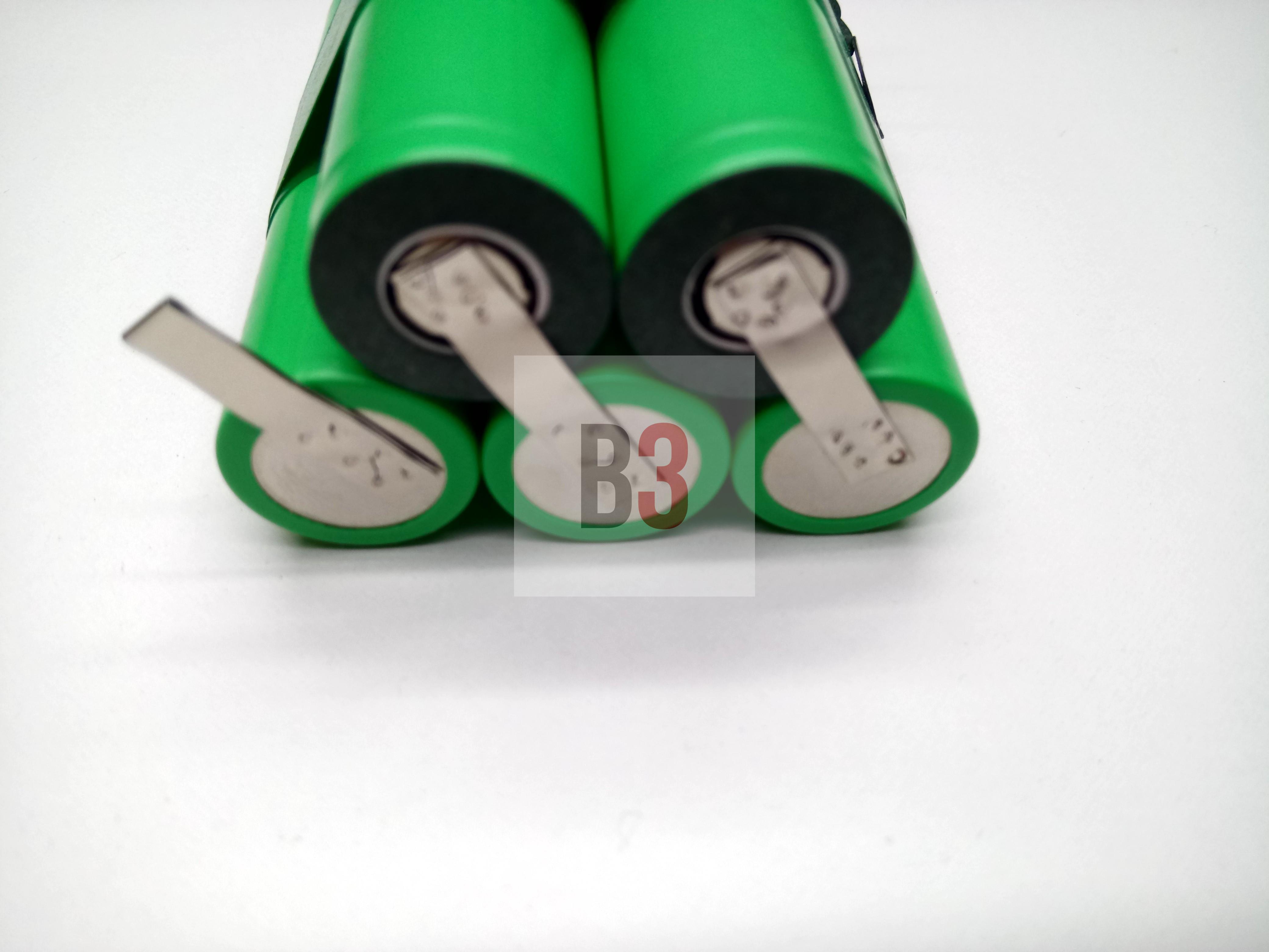 Комплект для переделки шуруповерта с Ni-Cd на Li-ion аккумуляторы