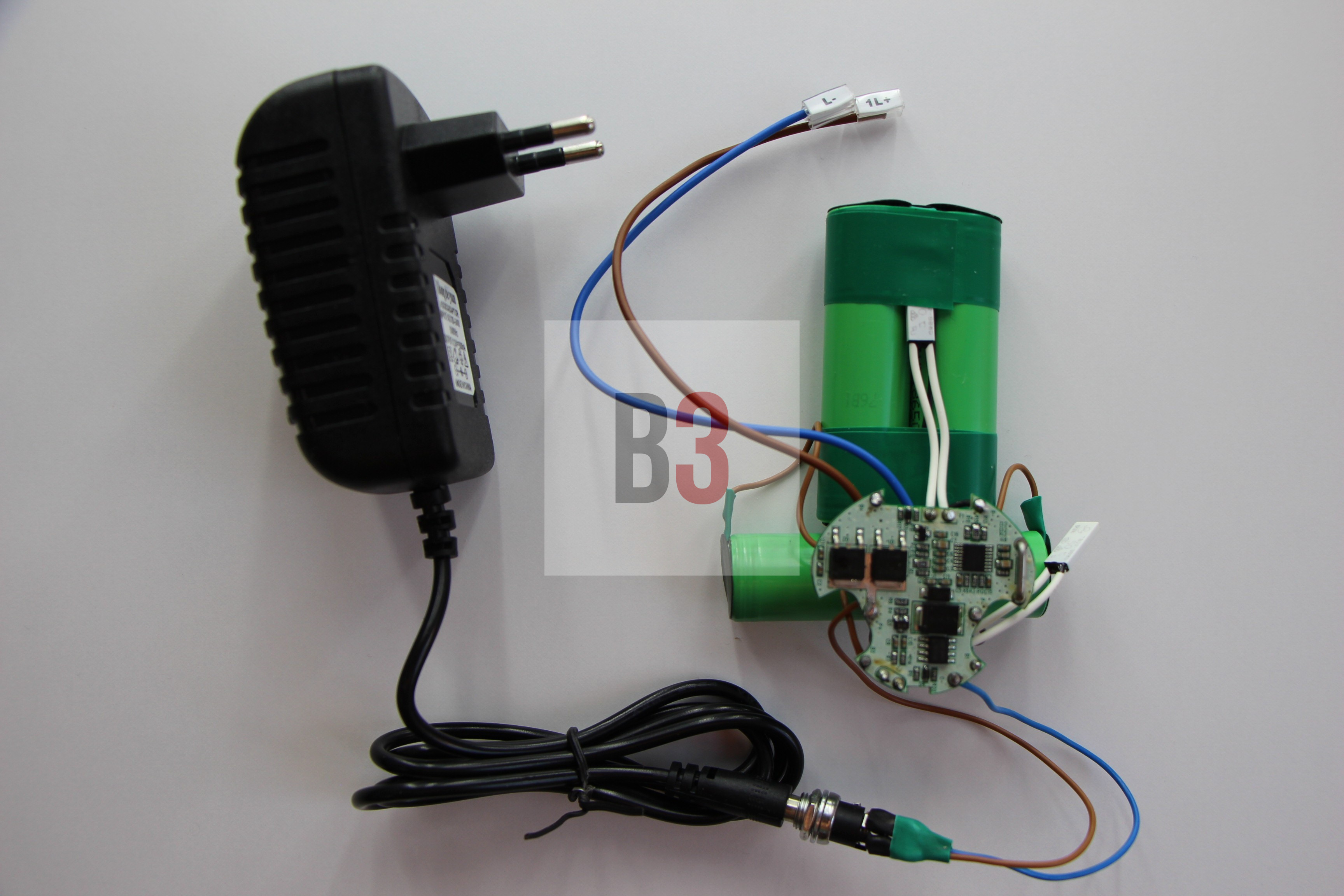 Перевод (переделка) с ni-cd на li-ion аккумуляторы
