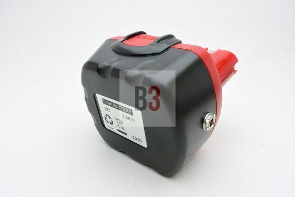Аккумулятор 12 В; 2.5 А*ч для шуруповерта BOSCH Li-ion