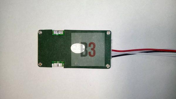 BMS 3S 30A 12V Li-ion