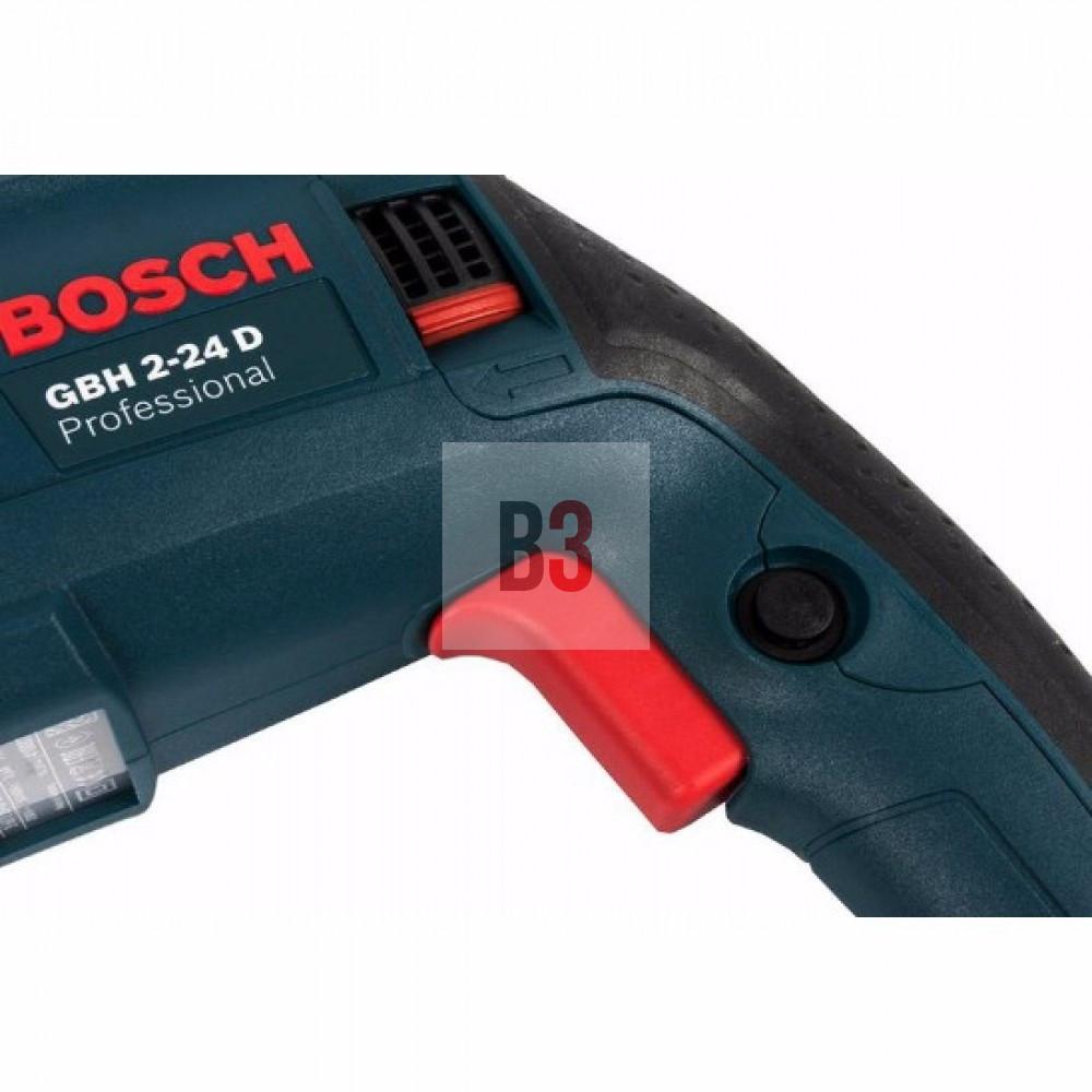 Запчасти перфоратора Bosch GBH 2-24 D, DF, DRE