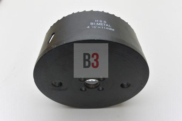 114мм BIMETAL HSS
