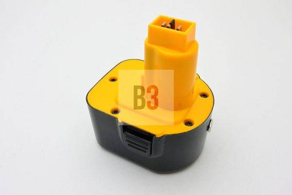 DeWalt 12V 2,5A*h Li-ion