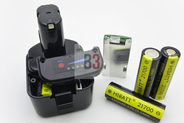 Hitachi 12V li-ion 4.2Ah