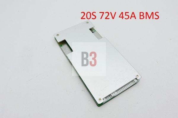 20S 72V 45А BMS