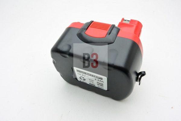 Bosch 14.4V 2.5A*h Li-ion